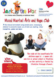 Jack in the Box Inc CIC Leaflets Design