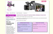 SFR Films Website Design